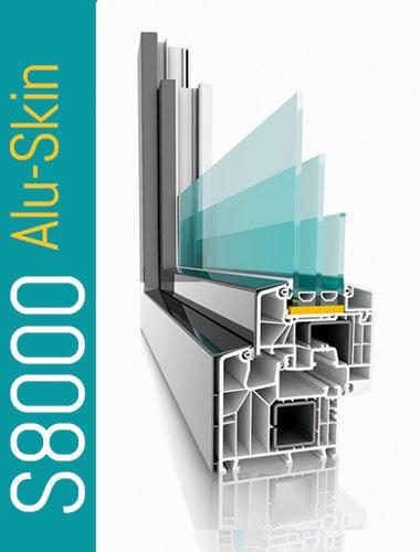 S8000 Alu-Skin